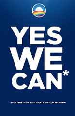 Yes We Can*