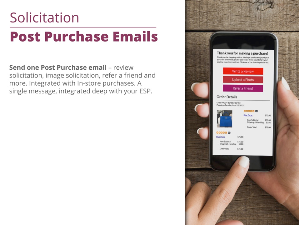 visual commerce pps solicitation