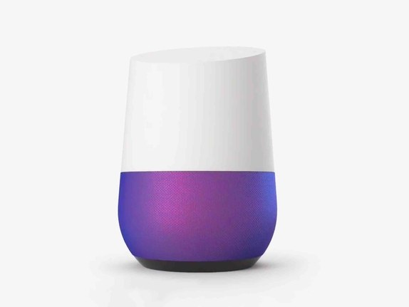 Google Home will be sold in the Google pop-up shop.