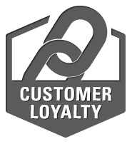 Customer Loyalty Icon