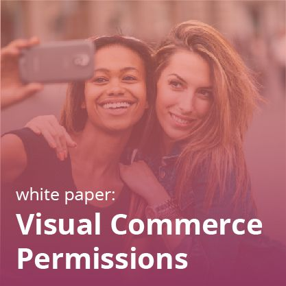 Visual Commerce Permission