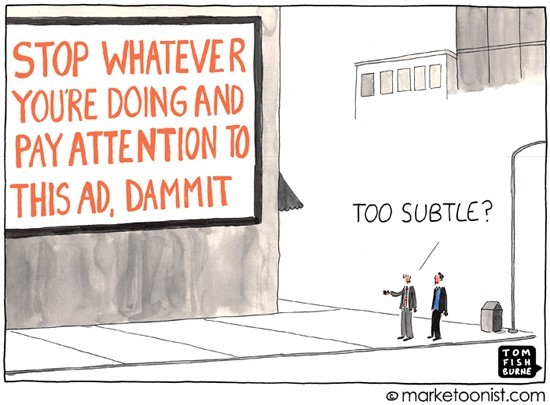 ad cartoon
