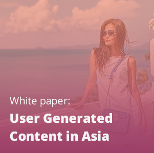 User Generated Content in Asia