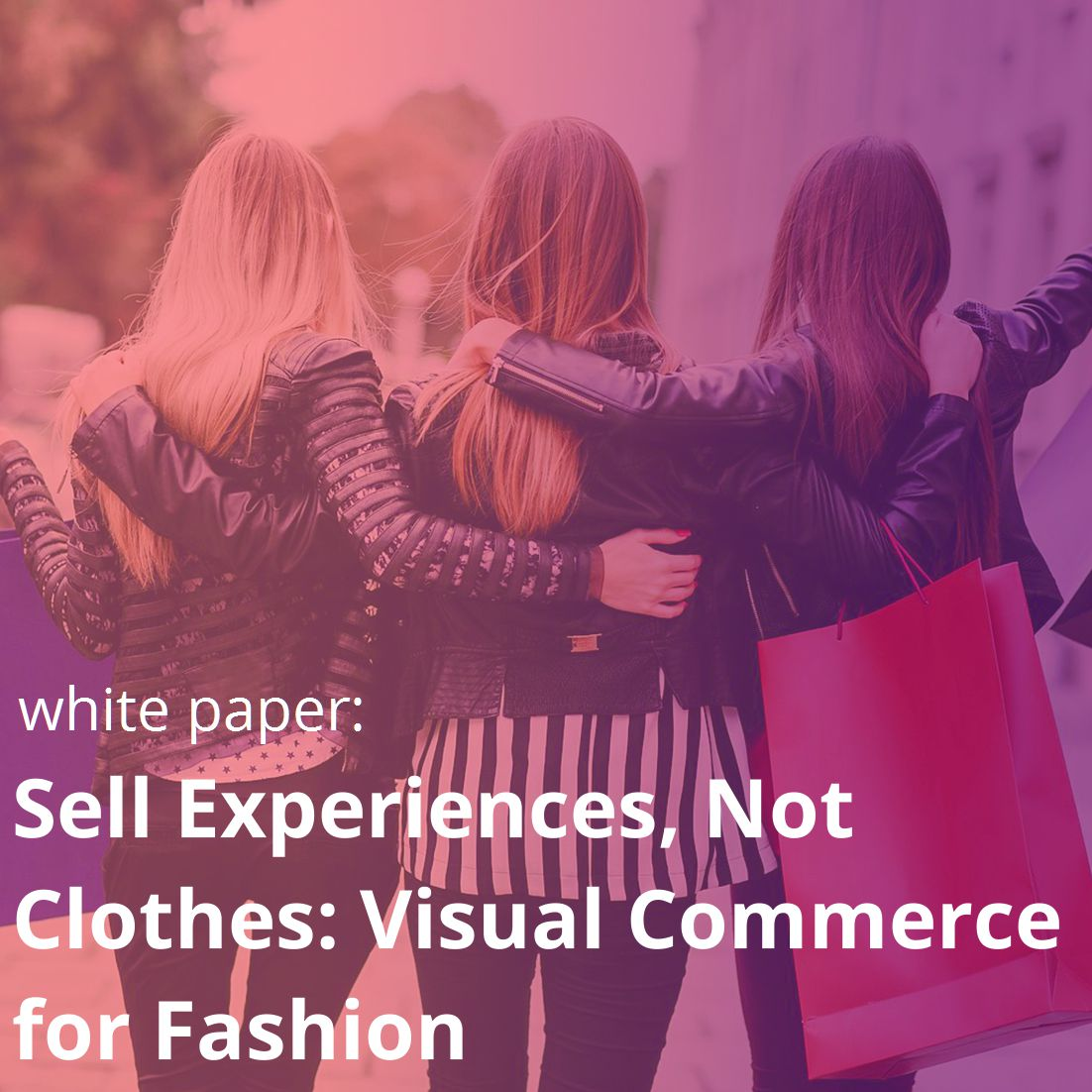 Visual Commerce for Fashion