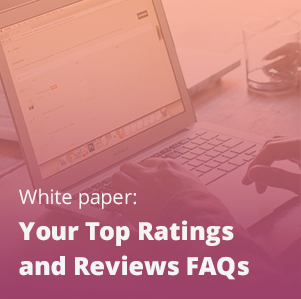 Ratings and Reviews FAQs