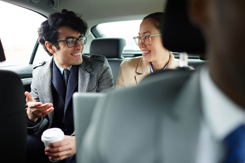 Uber referral marketing