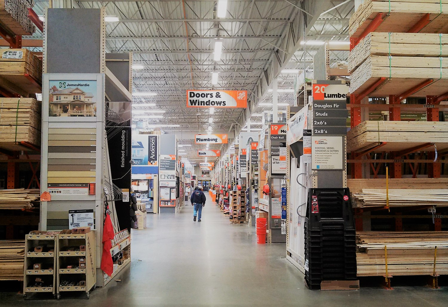 Home Depot's retail loyalty program