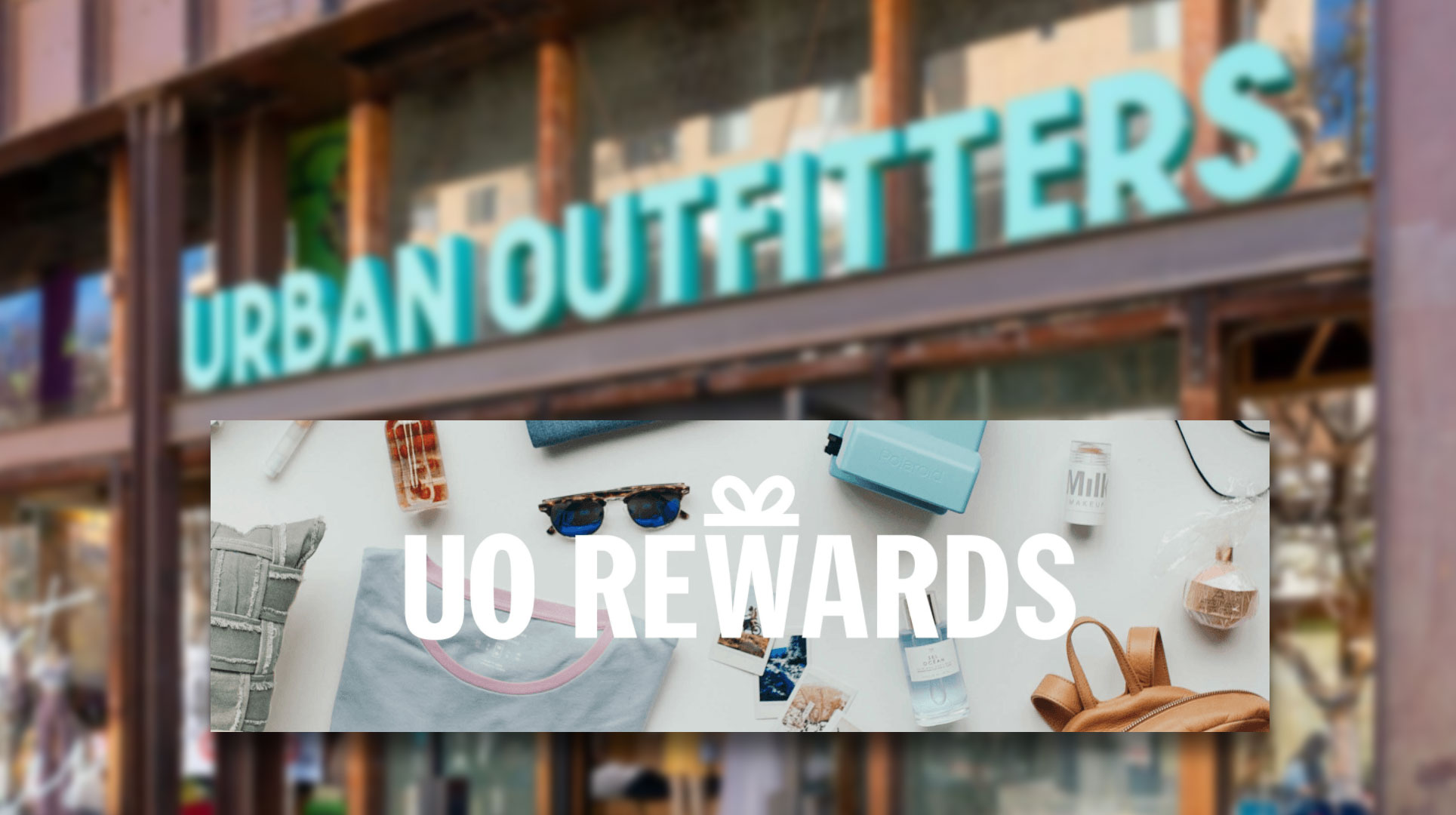 Urban Outfitters Rewards