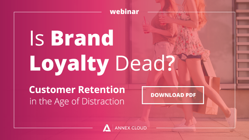 Is Brand Loyalty Dead?