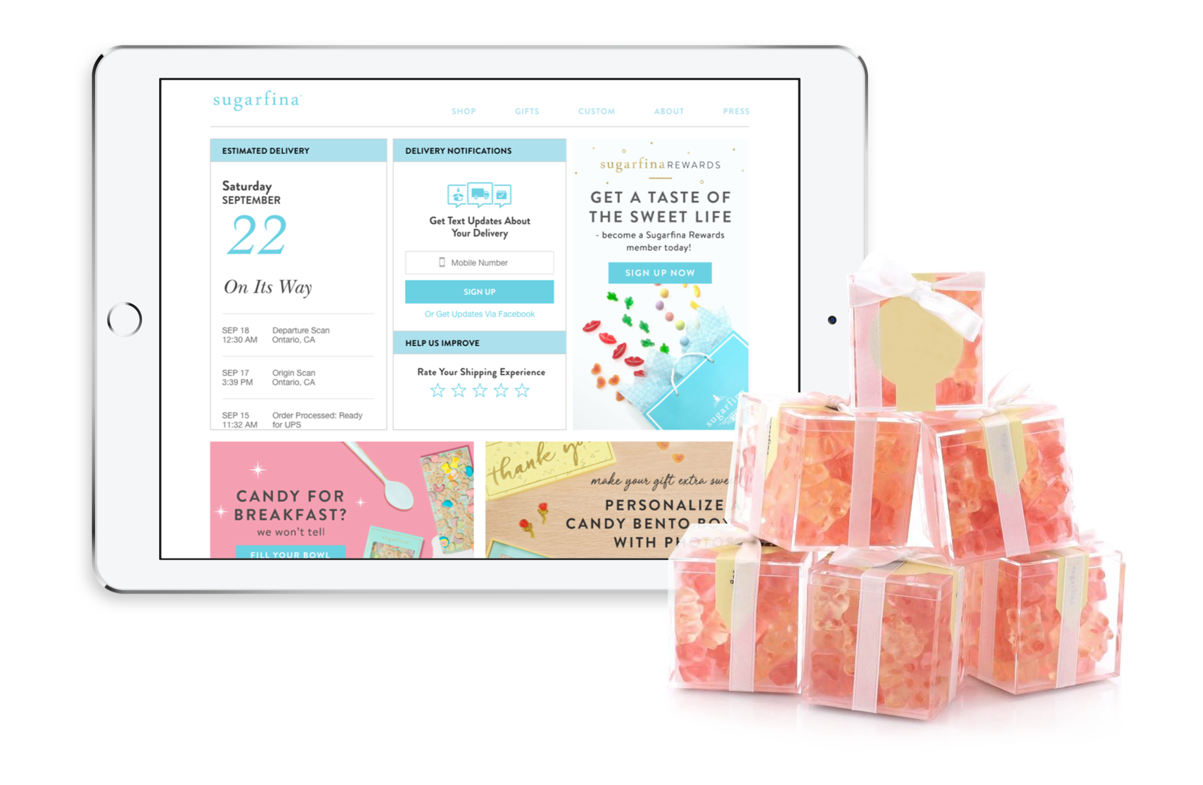Inside Sugarfina's Sweet Loyalty Program