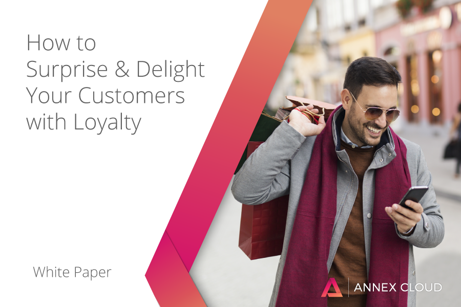 surprise & delight customer loyalty
