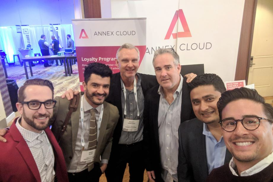 annex cloud etail west 2019