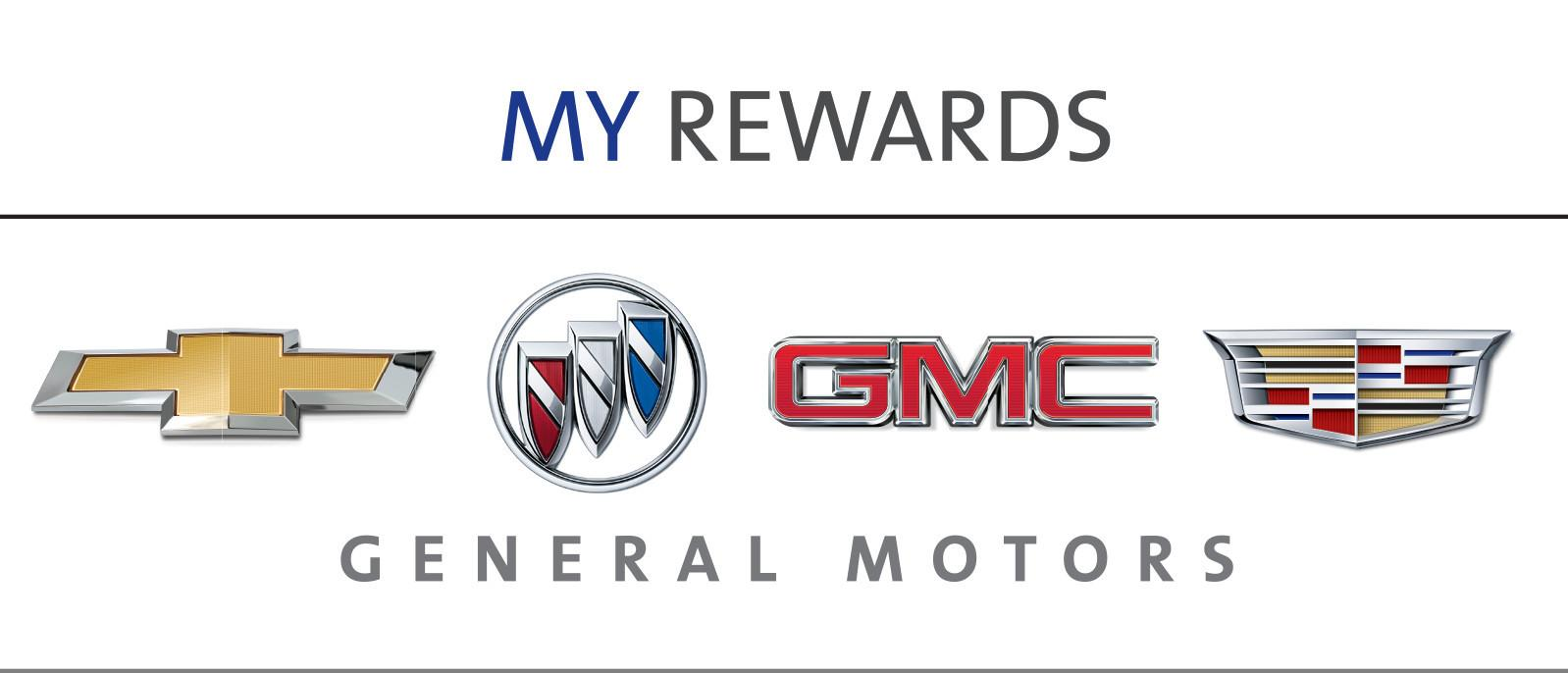 GM My Rewards