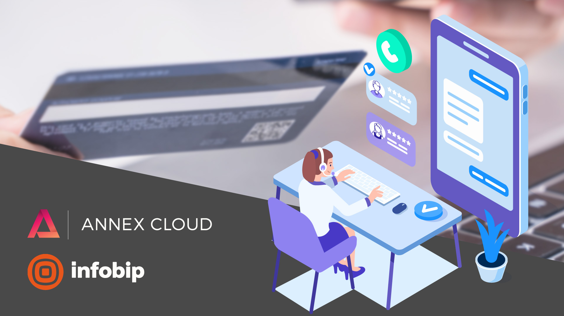 Annex Cloud, a reputed customer loyalty solutions provider, has announced its strategic partnership with Infobip