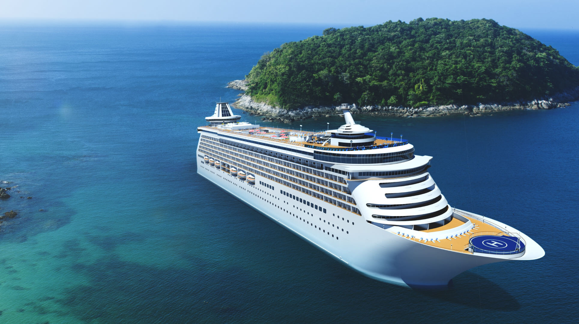 A cruise loyalty program helps cruise industry companies to engage & retain their loyal customers
