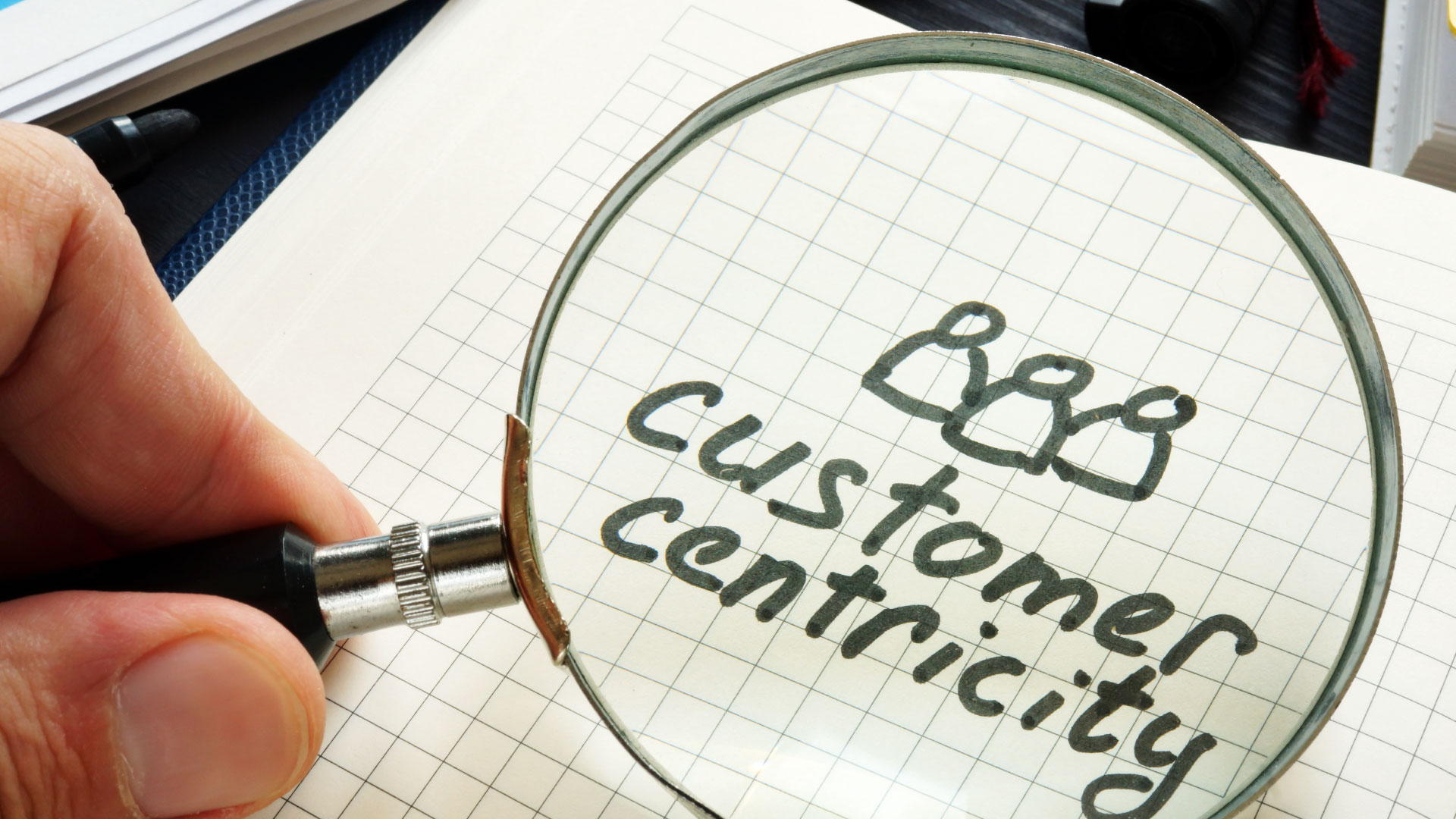 becoming a customer-centric brand